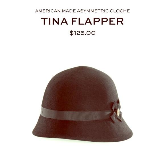 3f8287f53c829 Goorin Bros. Women s Tina Flapper Hat Black